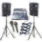 zapůjčení a instalace zvukové techniky