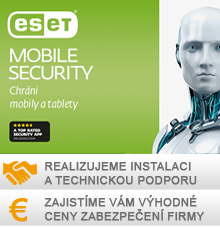 eset mobile security brno