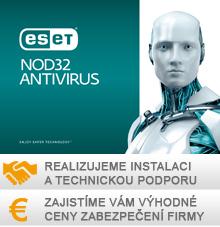 nod32 antivirus brno