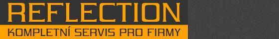 Reflection - ISO 9001, správa IT, webové stránky, e-shopy, grafické práce,